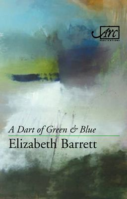 [A Dart of Green and Blue]