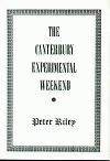 The Canterbury Experimental Weekend